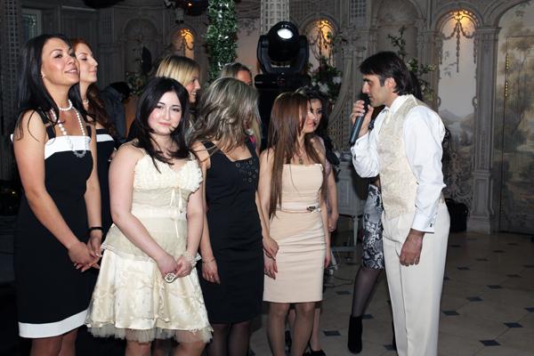 Что одевать на армянскую свадьбу